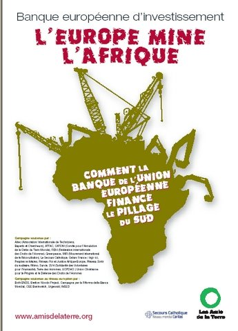l europe mine l afrique