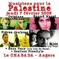 Musiciens pour la palestine