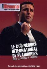 concours international plaidories droits de l'homme 2008