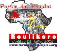 forum des peuples 2008 koulikoro mali