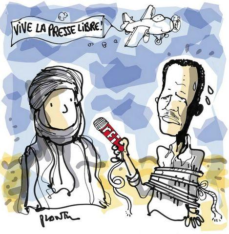 liberez moussa kaka journaliste independant