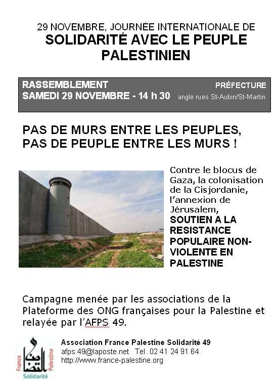 journee mobilisation solidarite peuple palestinien