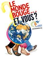 le monde bouge et vous Semaine de la solidarité internationale