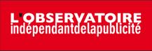 logo observatoire indépendant de la publicité