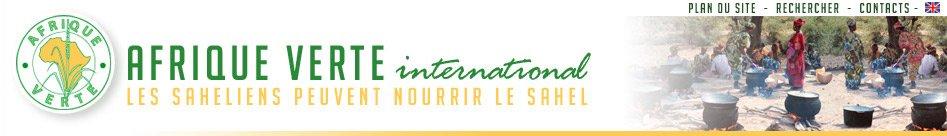 Afrique verte site web