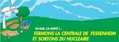 Fermons Fessenheim sortir du nucléaire