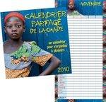 Cimade calendrier 2010