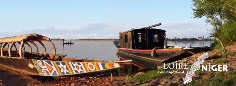 cousinage fleuve loire niger