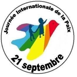 logo 21 septembre journée de la paix